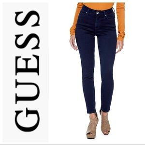 Guess High Waisted Skinny Jean